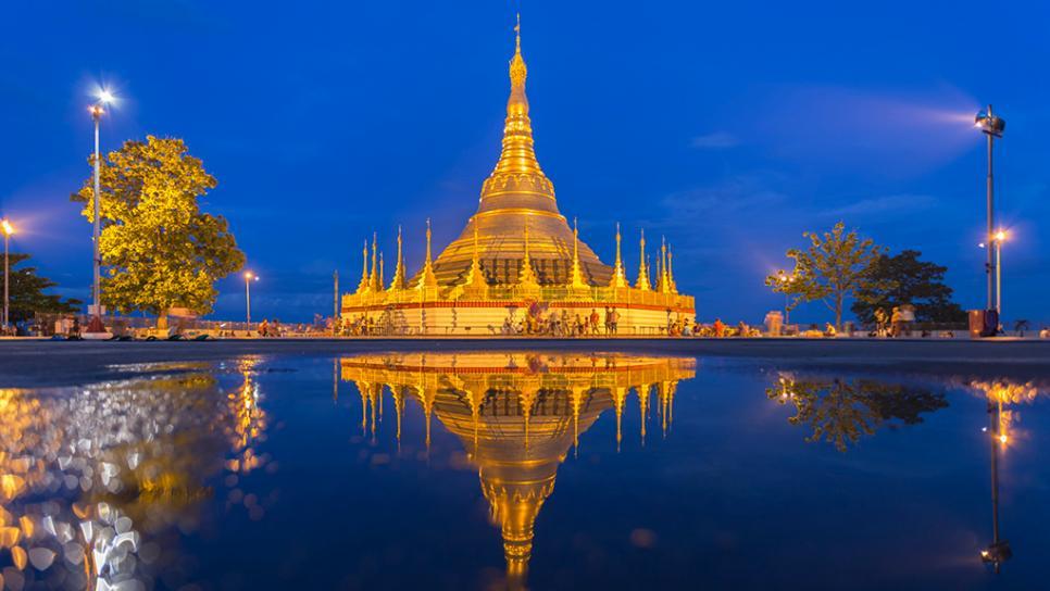 Myanmar Vietnam Laos Cambodia Tour 13 Days Memory Maker